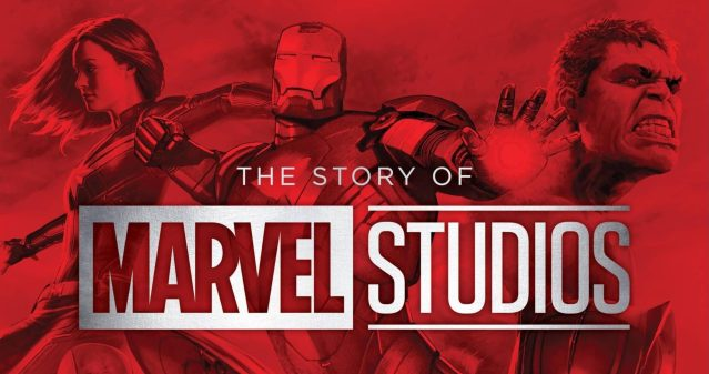 Book about the creation of Marvel Studios to be released in October