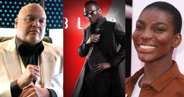 Catch up on the latest MCU news that broke this week – Blade finds director, Black Panther 2 adds Michaela Coel, Vincent D'Onofrio's Kingpin to appear in Hawkeye series