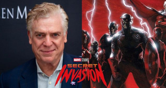 Christopher McDonald says Secret Invasion series will start shooting in about a month and a half