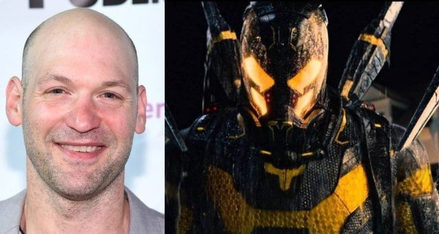 Corey Stoll will return as Yellowjacket in Ant-Man and the Wasp: Quantumania