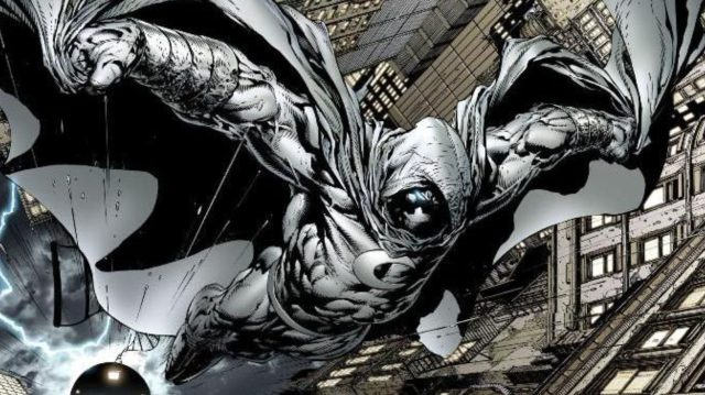 Leaked set video reveals first look at Moon Knight in action