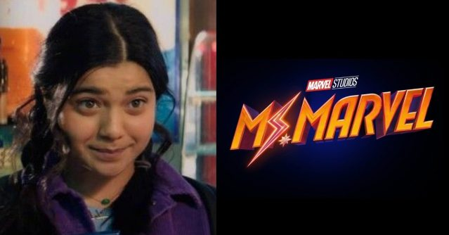 Disney CEO seemingly confirms that Ms. Marvel has been delayed to 2022