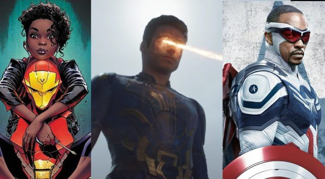 Catch up on the latest MCU news that broke this week – Final Eternals trailer released, Ironheart to debut in Black Panther: Wakanda Forever