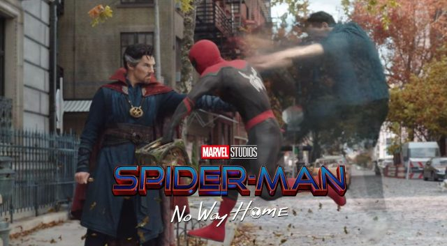Sony finally releases epic Spider-Man: No Way Home trailer