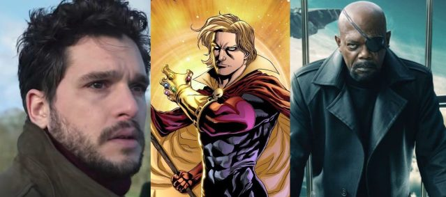 Catch up on the latest MCU news that broke this week – Will Poulter cast as Adam Warlock, Secret Invasion begins filming