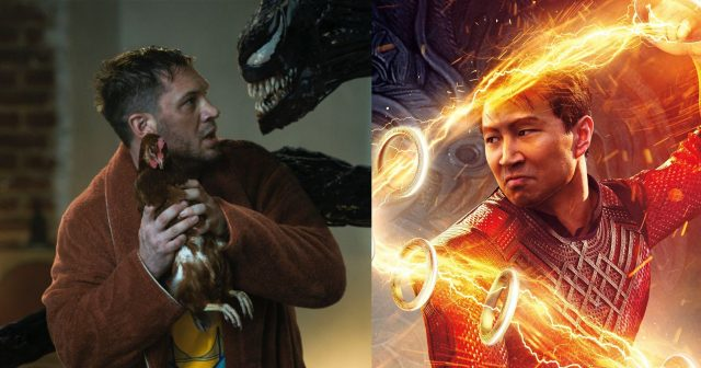 Venom: Let There Be Carnage brings in $32M in second weekend; Shang-Chi crosses $400M Globally