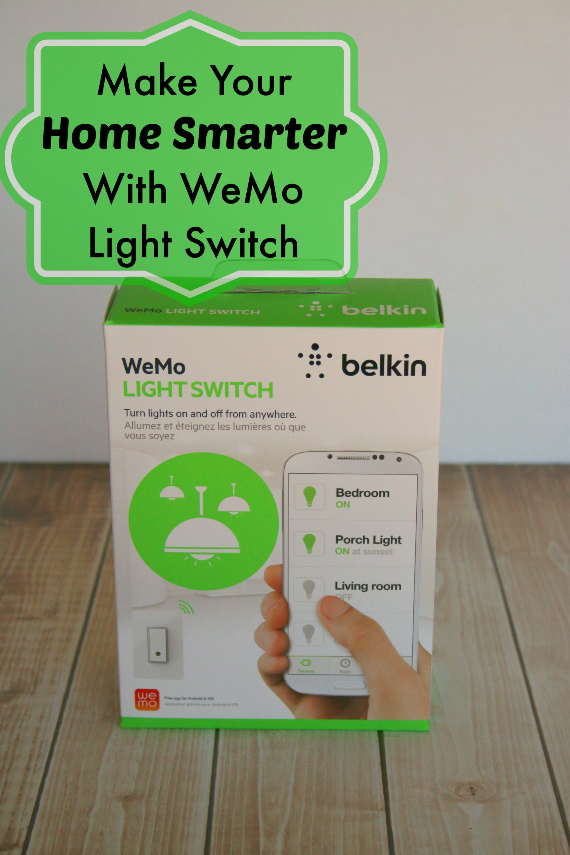 hight resolution of wemo light switch review