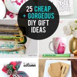 25 Cheap But Gorgeous Diy Gifts It S Always Autumn