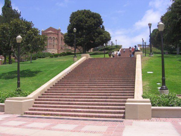 Los Angeles Ucla Campus ' Magical World Buddy