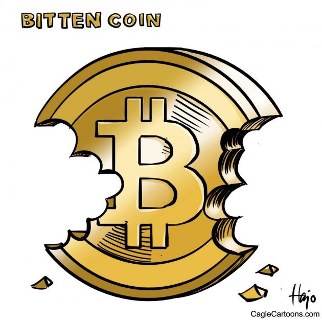 Bitten Coin Bitcoin