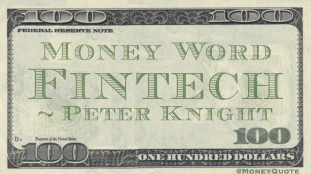 Fintech Quote