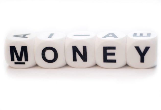 money dice