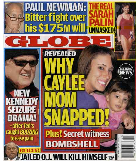 cover of the globe