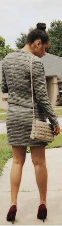 kate spade, matching set, mall of millenia, gap, melanie pace, forever 21, target, heels, stripes