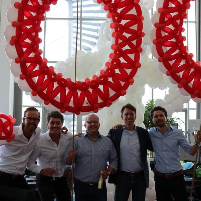 Sana Commerce haalt 100e klant van 2017 binnen