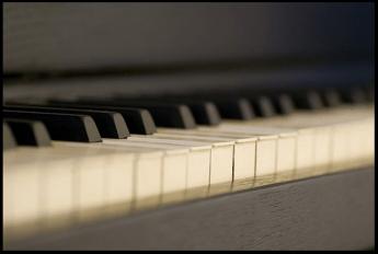 Piano Keys, by Texasgurl