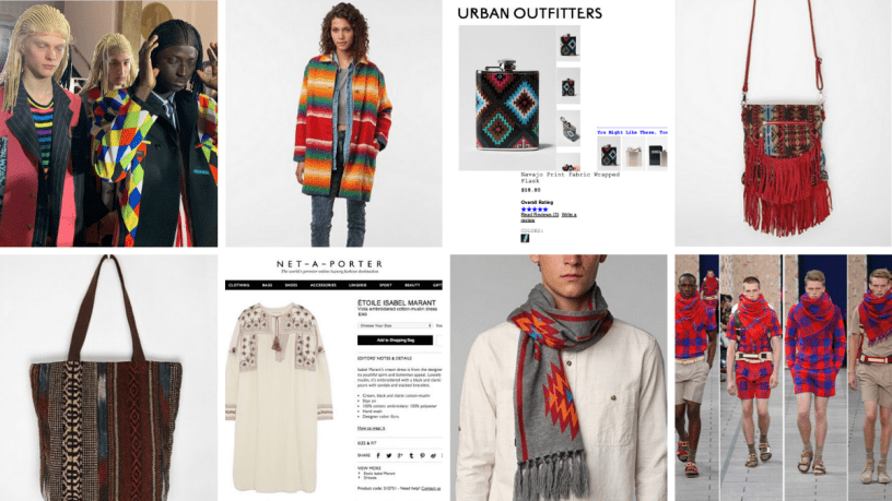 Homage Or Faux Pas Cultural Appropriation In Fashion Apparel Center For Art Law