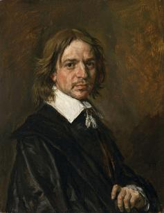 A painting of a person  Description automatically generated with medium confidence