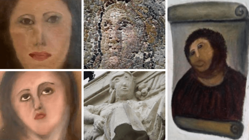 A Legal Discussion on Failed Restorations | Center for Art Law