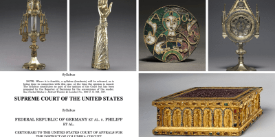 Case Review: Federal Republic of Germany v. Philipp | Center for Art Law