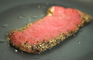 """Lean Red Meat - Too little iron can cause baldness, according to research conducted at the Cleveland Clinic. Treating iron deficiency may help regrow hair. """"People who have problems with hair loss or hair growth tend to be iron deficient—especially women,"""" says dermatologist Paradi Mirmirani, who practices in Vallejo, Calif. Other iron-rich options include turkey, egg yolks, whole grains, dried fruit, and dried beans (soaked and cooked, of course)."""