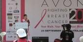 The breast cancer survivor speech