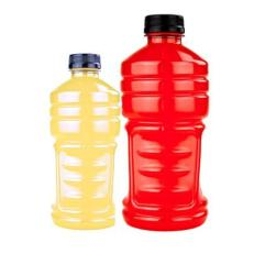 SPORTS DRINKS Ending your workout by guzzling a typical sport drink may set your weight-loss goals back. Many sports drinks on the market contain a mixture of natural and artificial sweeteners, plus a laundry list unpronounceable additives. If replenishing electrolytes is your goal, switch to zero-calorie SmartWater or Metroelectro.