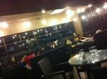 The resort cafe