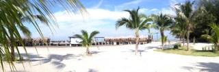 Gold Coast Morib Water Theme Park Resort-The beach!