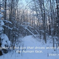 INSPIRATIONAL WINTER PICTURES WITH SAYINGS
