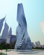 Rotating Tower, (Dubai , UAE)