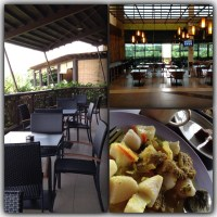 Breakfast At Anggerik Merpati Cafe & Restaurant, Wetland Park, Putrajaya.