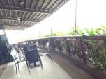 The verandah seatings