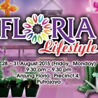 Floria Lifestyle for Malaysia Merdeka(Independence) Day Everyone?
