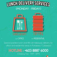 What's New In Putrajaya : Putrajaya International Convention Centre(PICC) Lunch Delivery  Service