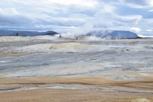 Namafjell Hverir geothermal area