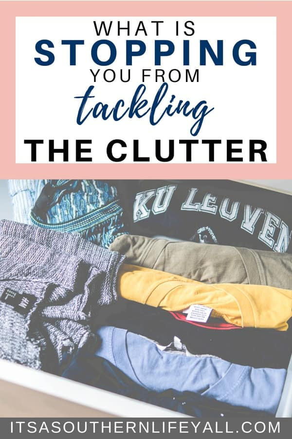 Declutter your home is not always easy. Tackling the clutter sometimes is more of a mental task than a physical one. Organize your home by asking yourself these questions and cut through all of your clutter easily.