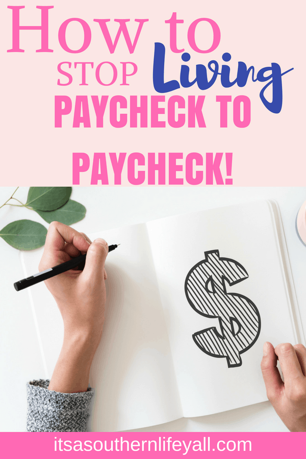 How to stop living paycheck to paycheck text overlay - Stop Using Alt Tags for Pinterest Pin Descriptions