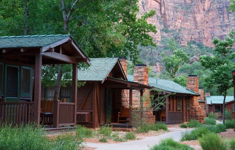 Zion national park, virgin river, landscape, sandstone cliffs, Utah National Parks, beautiful nature Zion lodge
