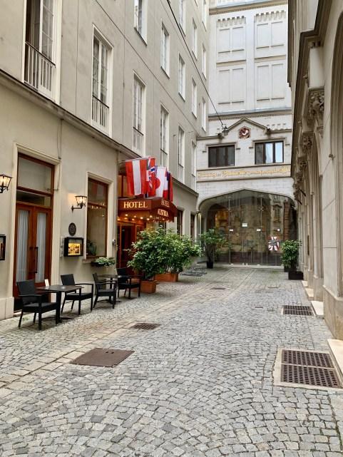 hotel austria vienna inner stadt boutique hotels