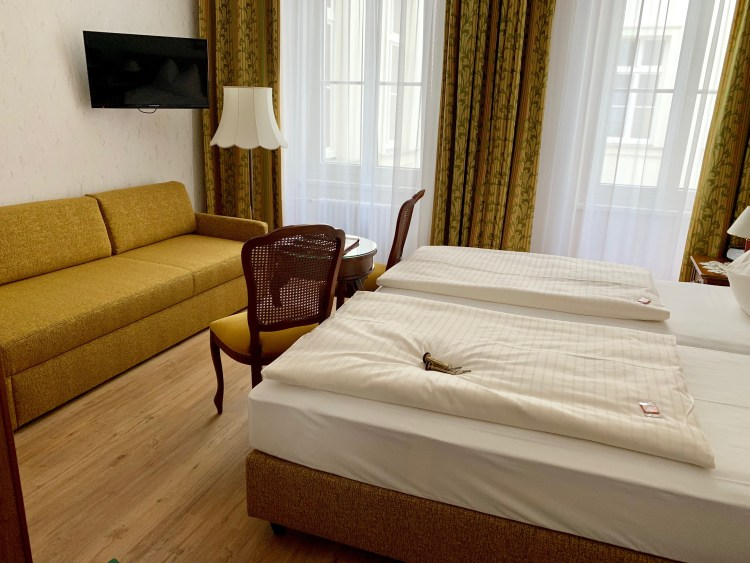 hotel austria vienna inner stadt boutique hotels interior bedroom
