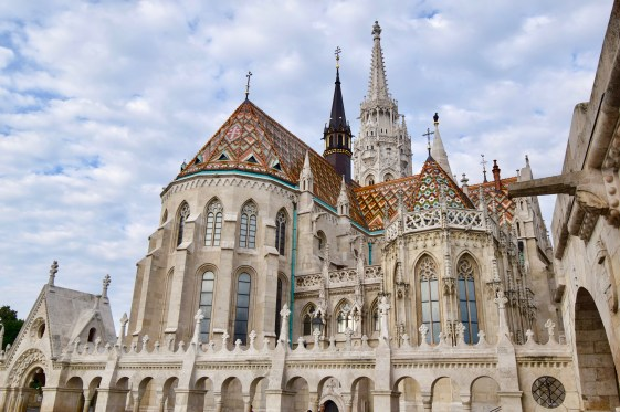 budapest hungary europe buda castle fisherman bastion matthias church