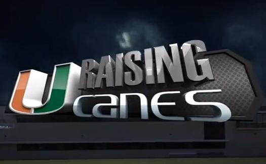 raising canes miami hurricanes allcanesblog