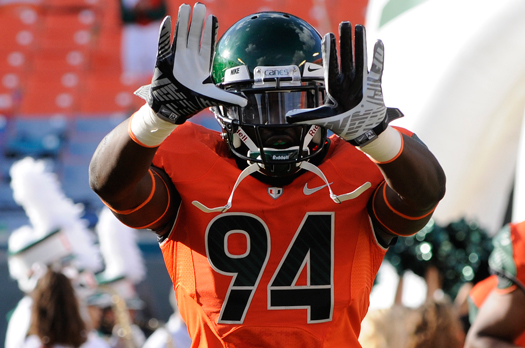 kelvin cain miami hurricanes reinstated