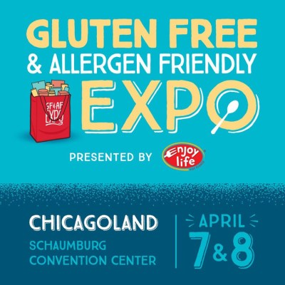 The 2018 Gluten-Free and Allergen Friendly Expo Is Coming to Town!