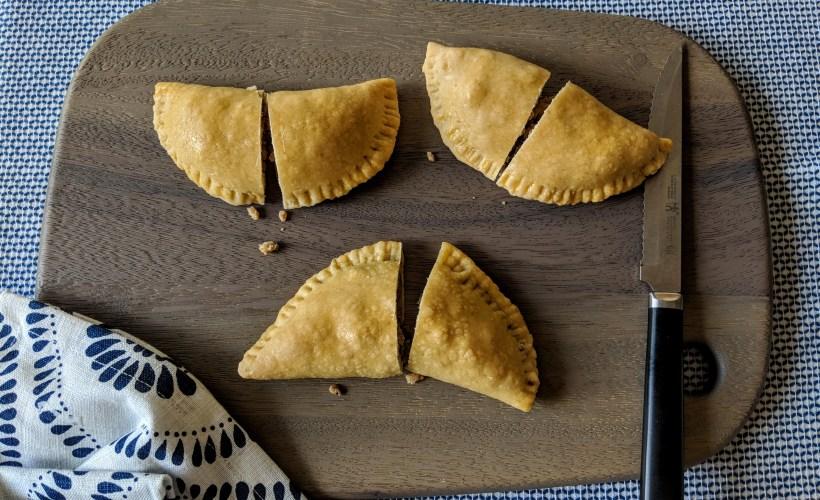 Gluten-free Empanada