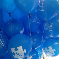Autism Awareness Balloon Launch