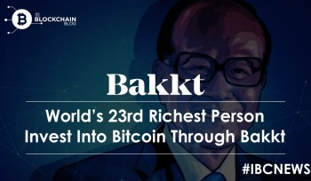Invest into Bitcoin through Bakkt