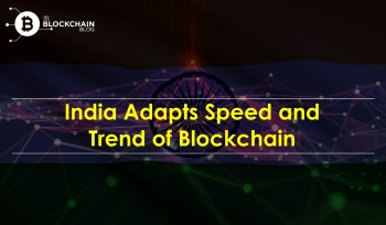 india trend of blockchain