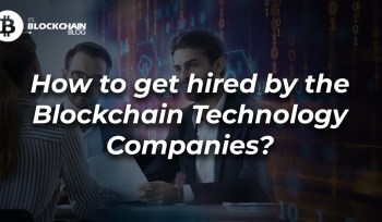 get hired blockchain technology companies